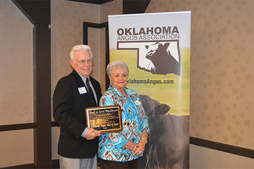 Oklahoma Hall of Fame Recipients