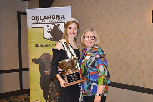 Owned Heifer of the Year Award