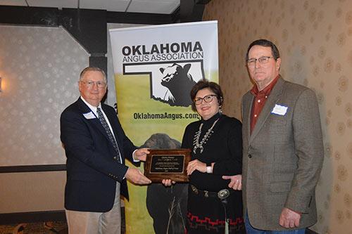 Oklahoma Hall of Fame Recipients